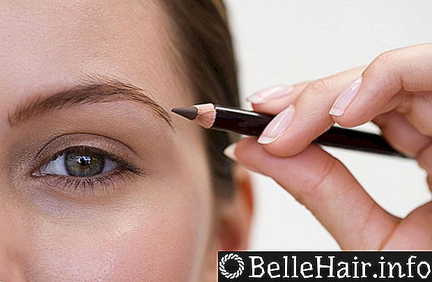 5 вариантов коррекции бровей при помощи карандаша и теней: советы стилиста новые фото