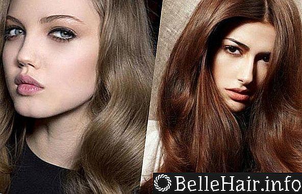 b3b6475d9b4 Как выглядит цвет волос у шатенок