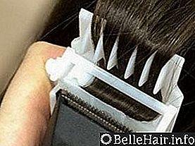Расческа для полировки волос