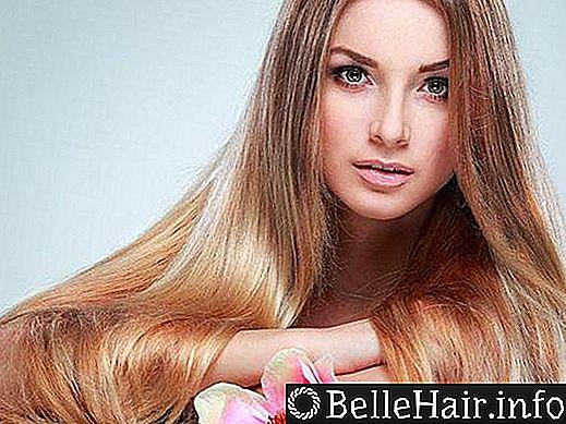 Гиалуроновое восстановление волос