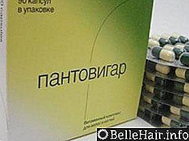 Пантовигар для роста волос - механизм действия и противопоказания, дозировка, отзывы и цена